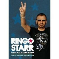 "RINGO STARR ""LIVE AT THE GREEK THEATRE 2008"" DVD NEU"