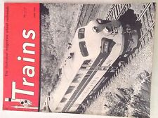 Trains Magazine The C Line On A Test June 1950 011117RH