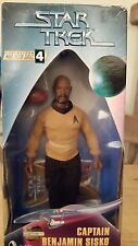 """Star Trek DS9 9"""" Captain Sisko from """"Trials and Tribblations"""""""
