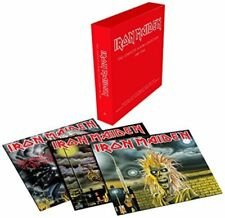 IRON MAIDEN - THE COMPLET ALBUMS COLLECTION 1980-1988 Sealed Box Set 3LP