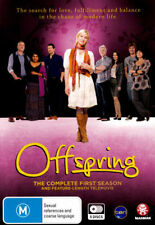 OFFSPRING - COMPLETE SEASON 1 -  DVD - UK Compatible - New & sealed