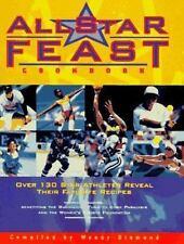 All-Star Feast Cookbook (1997, Hardcover)