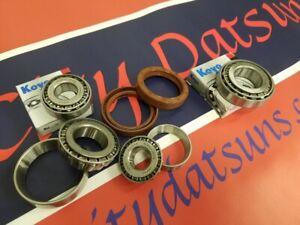 Datsun SPL/SRL 311 Roadster New Front Wheel Bearings and Seals