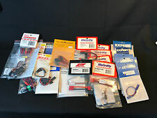 NOS Remote Radio Airplane Plane Accessory LOT Airtronics Motor Switch Connectors
