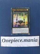Yu-Gi-Oh!  Numéro 4 : Porte Numeron Catvari : BLAR-FR025 UR Neuf