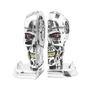 Terminator 2 Buchstützen T-800 Head - Nemesis Now
