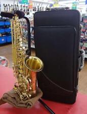 Yanagisawa A-WO10 AWO10 Alto Saxophone Sax W/ Case Mouthpiece Japan Used Ex++