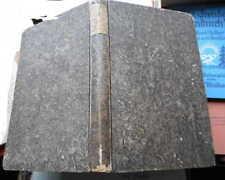 Originale lateinische antiquarische Bücher mit Belletristik-Genre von 1800-1849