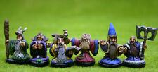 Trent miniatures dwarf magiciens wizards 28mm wargames