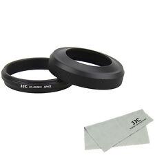 JJC Lens Hood Shade +Adapter Ring for Fujifilm X100F X100 X100S X100T as AR-X100