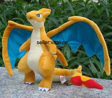 "Charizard Pokemon Go Plush Toy Collection Nintendo Stuffed Animal Soft Doll 9"""