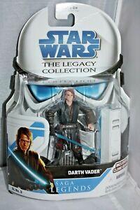 2008 Star Wars Legacy Collection SL 3 DARTH VADER Saga Legends MOC
