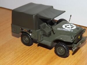 VICTORIA 1/43 DODGE US ARMY TRUCK