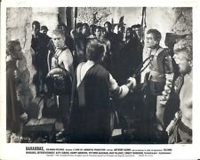* Columbia Pictures 1962 BARABBAS -8x10 PROMOTIONAL STILL ANTHONY QUINN