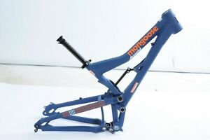 """MONGOOSE BOOT'R DOWNHILL FREERIDE SUSPENSION BIKE FRAME SMALL SIZE 26"""" WHEEL"""