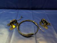 Infiniti NISSAN OEM 08-12 EX35 Hood-Latch Lock Release Cable 656201BA1B