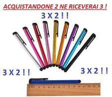 PENNA PENNINO TOUCH SCREEN smartphone tablet SAMSUNG GALAXY NOTE 1 2 3 4 ALPHA