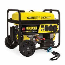 Champion 3500-Watt Portable Generator with Wireless Remote Start