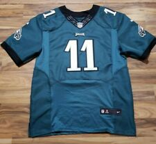 Carson Wentz #11 Philadelphia Eagles NFL Nike Green Jersey Mens 48 XL
