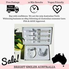 Teeth Whitening Kit 10 Min Results Strongest Legal Formula In Australia VEGAN