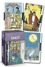 Universal Tarot Miniature Deck NEW Sealed 78 Cards Updated Traditional symbolism