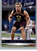 2019 Panini Prestige Rookies #245 Chase Winovich RC Rookie New England Patriots