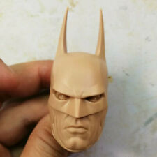 Blank 1/6 Scale Head Sculpt Batman Vs Superman Ben Affleck Normall Face Unpaint