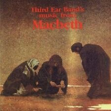 Third Ear Band Music From Macbeth CD NEW SEALED Soundtrack