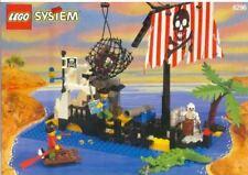 Pirate lego 6296 shipwreck island