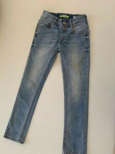 Vingino Jeans**Alessandro**skinny Fit Gr 8  Jahre hellblau top!!