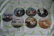 7 x PS3 game Discs - Playstation 3 - God of War, Fifa, Far Cry 4, Call of Duty