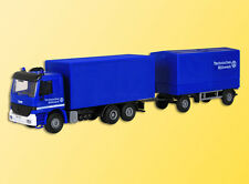 Kibri 18473 gauge H0, THW MB ACTROS WITH TRAILER Ronnenberg #