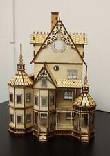 1:24 Scale Ashley Gothic Victorian Dollhouse Kit 0000374
