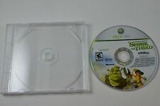 Shrek the Third - Microsoft Xbox 360 . Good Game Disc + Clear Case