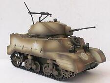21st Century Toys M5 Stuart Tank - 1/32 - VGC - Ultimate Soldier
