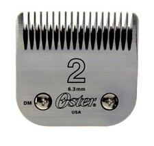 OSTER CLIPPER BLADES #2 6.3 MM FOR CLASSIC 76, STAR-TEQ / POWER -TEQ 03426440459