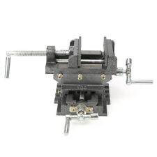 Drill Press Vice 4inches Heavy Duty Machine Vise Metal Workshop Tool For Milling