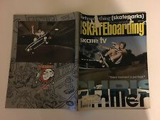 SKATEBOARD MAGAZINE TRANSWORLD MILLER MARCH 1991 LASEK HOWARD CRUZ LOTTI SK8TV