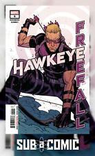 HAWKEYE FREE FALL #5 (MARVEL 2020 1st Print) COMIC