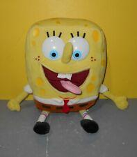 "2008 Jakks Pacific Spongebob Squarepants Silly Talking 13"" Interactive Plush"