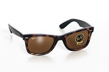RAY BAN RB2140 1187 cal.50 DISTRESSED WAYFARER - OCCHIALI SOLE - SUNGLASSES