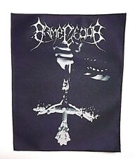 armagedda   SUBLIMATED BACK PATCH