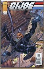 G.I. Joe 2001 series # 5 very fine comic book