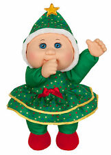 """Cabbage Patch Kids Cuties Doll: 9"""" Holiday Helpers Collection - Joy Tree"""