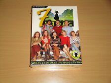 7 VIDAS 6ª SEXTA TEMPORADA EN DVD SERIE DE TV CON 7 DISCOS Y 26 EPISODIOS NUEVA