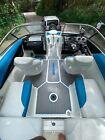 2007-2015 Seadoo 230 Challenger Cockpit Swimming Platform Faux Teak Floor 14