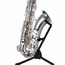 Brand New HB Tenor BB Saxophone Yellow Brass Body and Silver Plated finishing