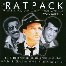 Frank Sinatra Ratpack 2 (compilation, 19 tracks, & Dean Martin, Sammy Dav.. [CD]