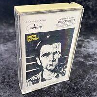 Peter Gabriel Self Titled Cassette Tape Charisma Records 1980 MCR-4 1-3848