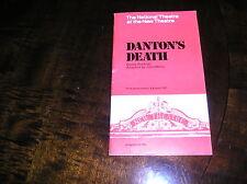 CHRISTOPHER PLUMMER & RONALD PICKUP in DANTON'S DEATH - 1971